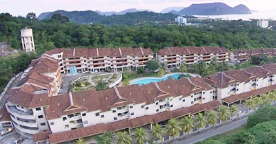 Chogm villa apartment langkawi for sale